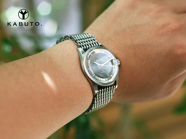 official photos 2c2ce 12e59 腕時計装着イメージ/ラウンドタイプ。沖縄 プロトタイプ 20mm ...